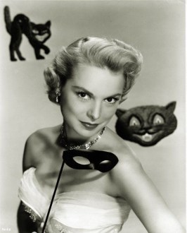 Janet Leigh Black cat