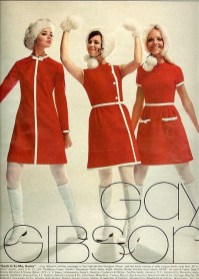 Gay Gibson 1960s