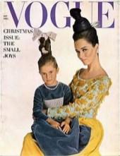 Vogue December 1960s