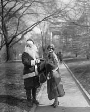 Santa 1920s
