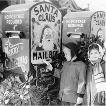 Christmas 1930s