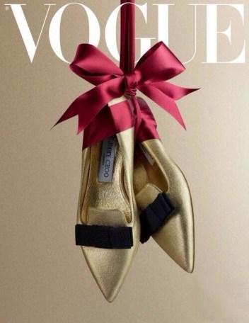 Vogue Christmas cover