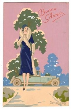 Happy New year 1920s-1930s