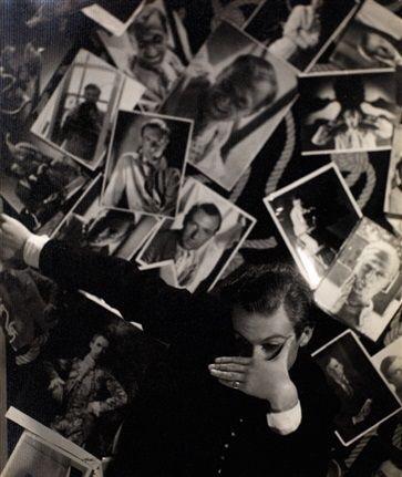 Photographer Cecil Beaton