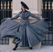 Céline Dion for Vogue