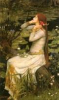 Ophelia by John William Waterhouse, 1894