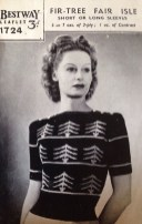 1940s Christmas fashion