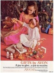 Avedon ad 1960s