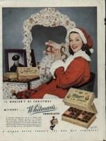 1940s Christmas ad