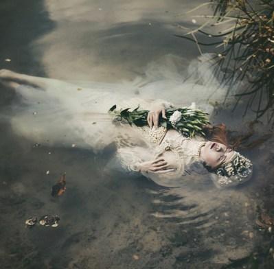 Ophelia by Dorota Górecka