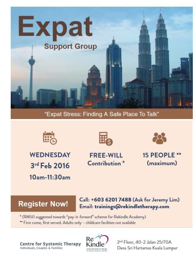 Rekindle Expat Support Group page1of2
