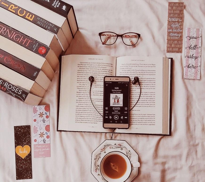audiobook, sadie, youn adult, ya, thriller, good reads, book blogger, bookstagram