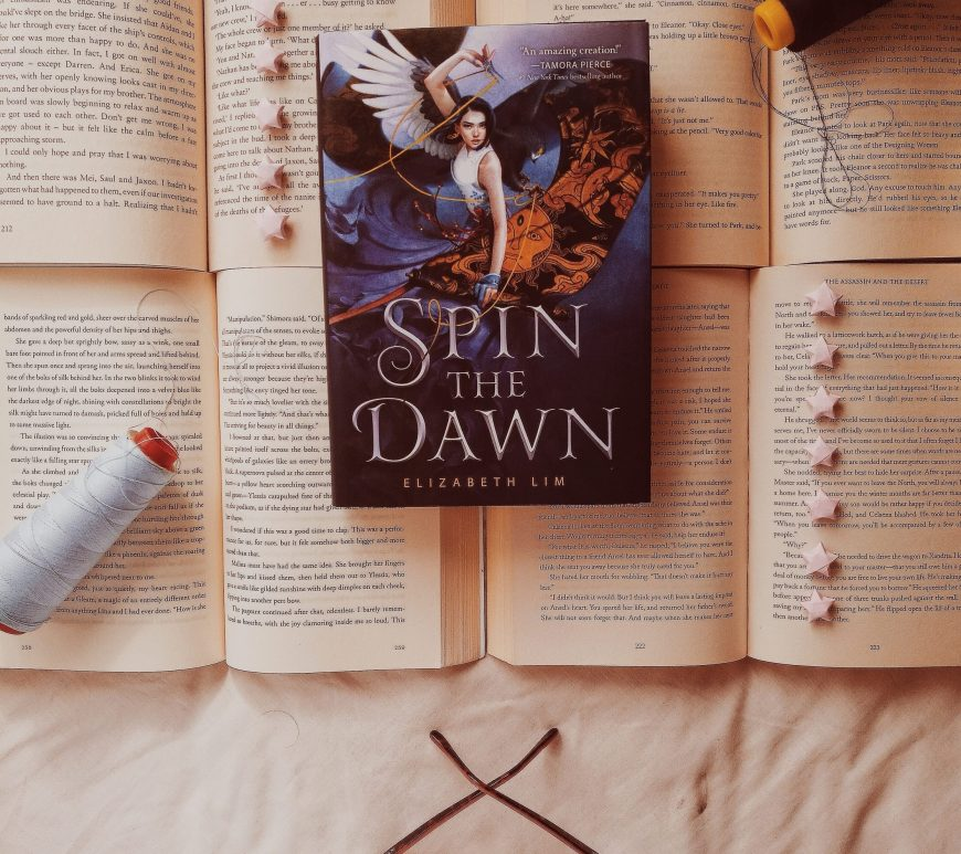 spin the dawn, fairytale retelling, bookstagram, ya fantasy,book blogger, goodreads, mulan retelling, fantasy books