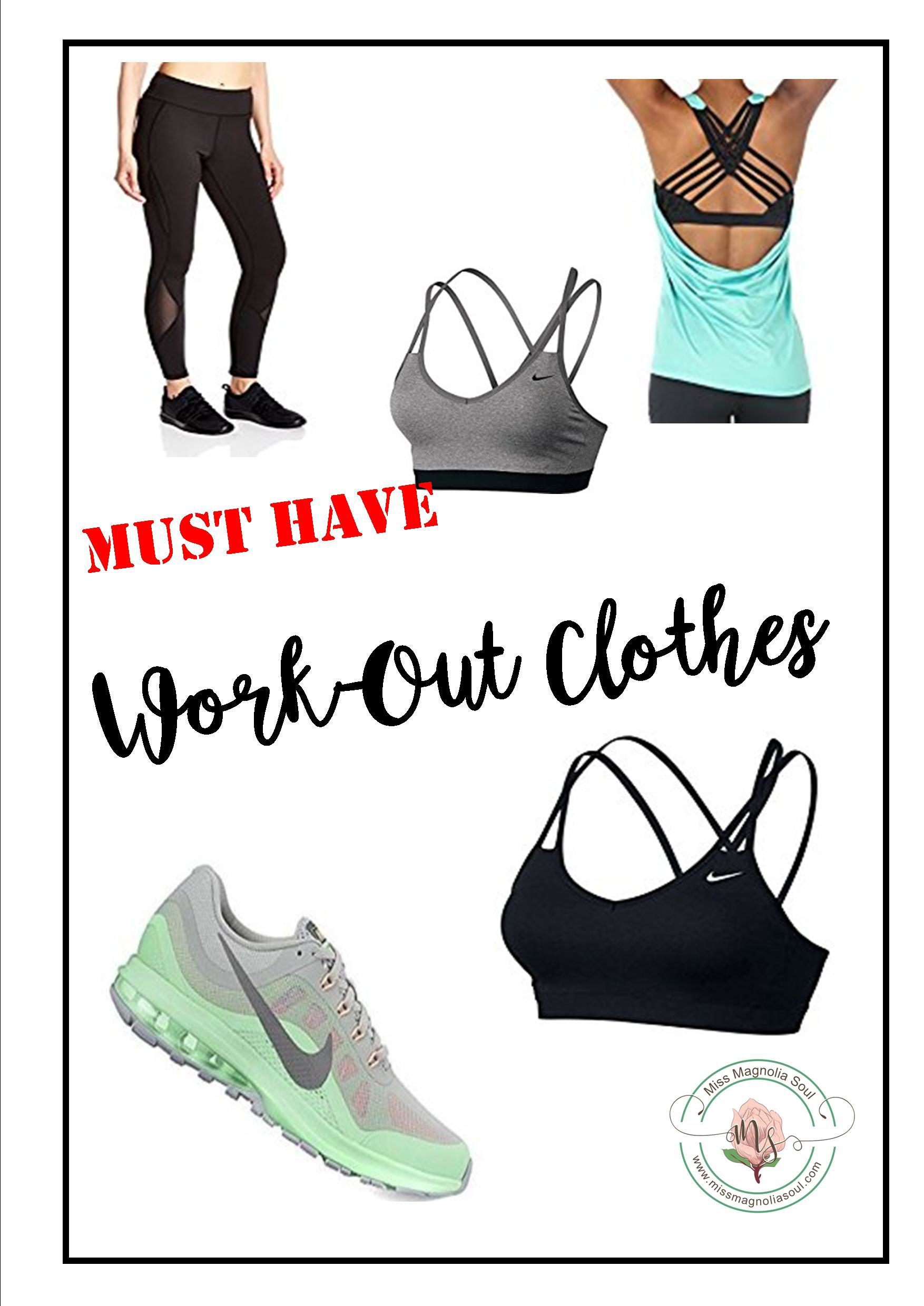 Workout Clothes You Need NOW