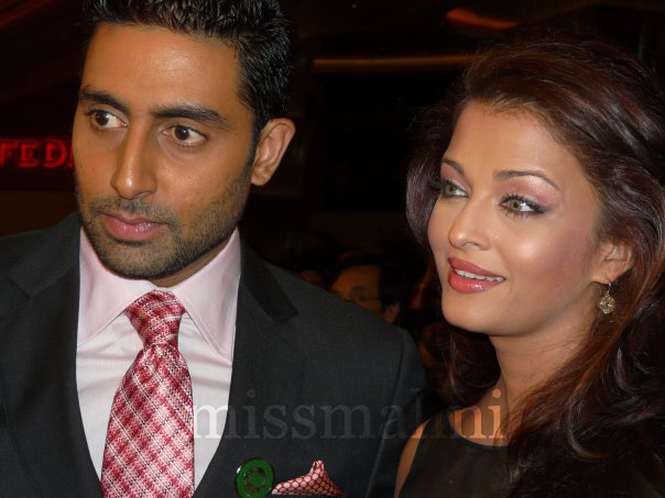 Amitabh & Aishwariya Rai Bachchan