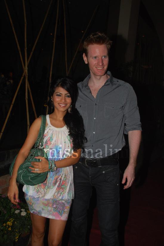 Shivani and Alex