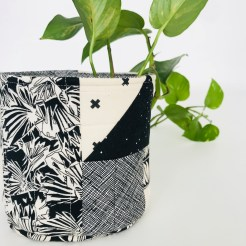 Quilted Pot Plant Pattern