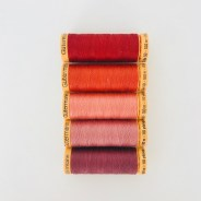 Thread 5 pack - Reds