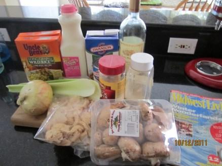 Vierling Inn Chicken Rice Soup 001