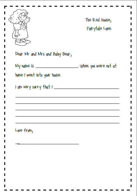 Year 3 Writing Examples