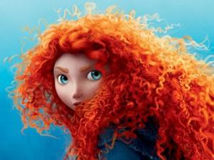 Merida of Brave