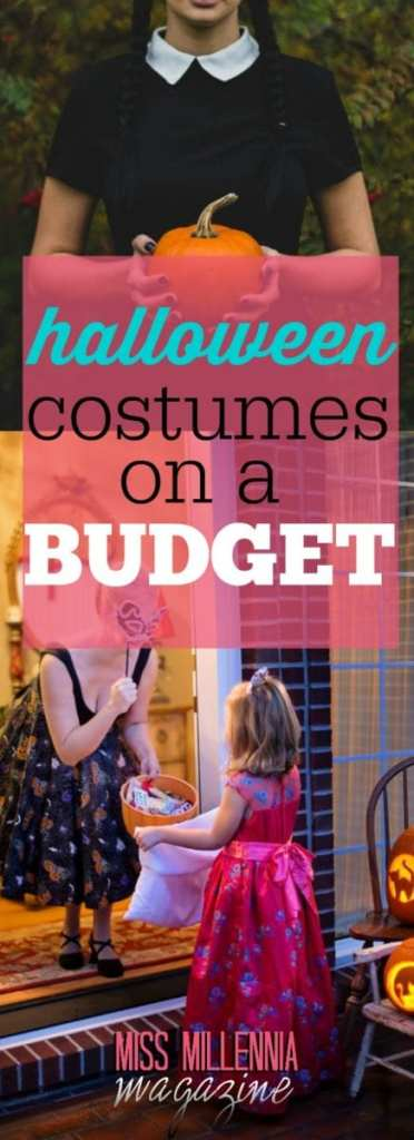 If you don't already have a costume idea in mind, then here are some quick costume ideas that are also easy on your budget.