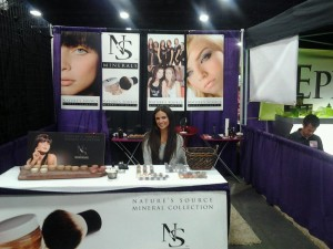 NS Mineral Make-up Trade Show