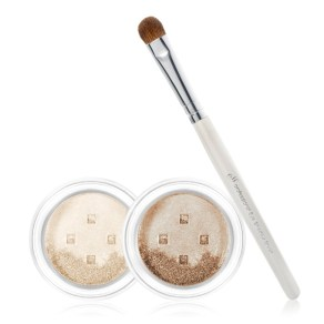 e.l.f. Mineral 3-Piece Eyeshadow & Brush Set