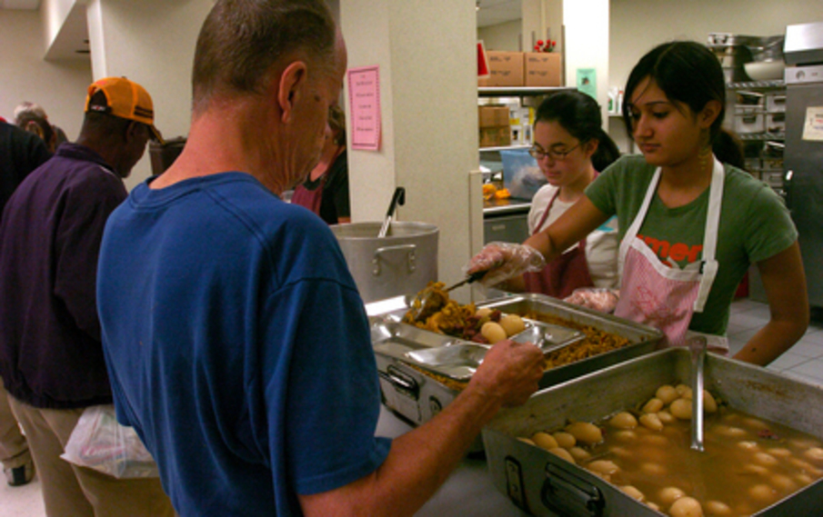 Church Soup Kitchens Chicago