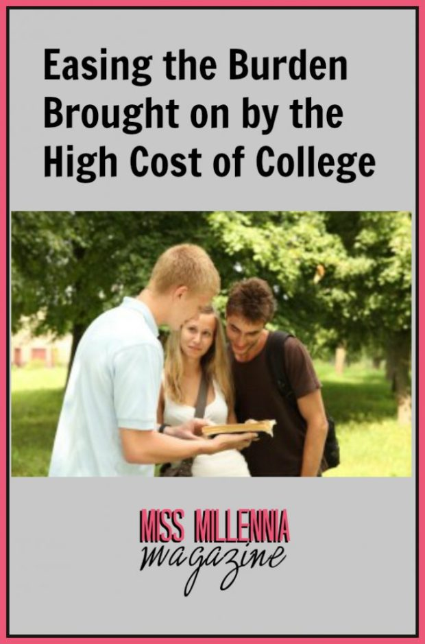 Easing the Burden Brought on by the High Cost of College
