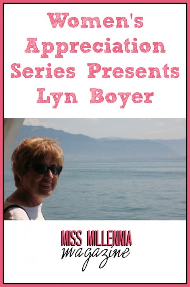 Women's Appreciation Series Presents Lyn Boyer