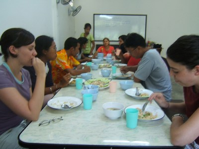Krabi Church Meal