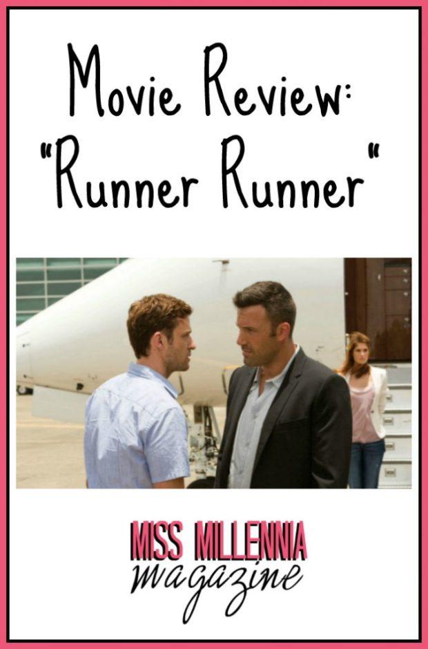 """Movie Review: """"Runner Runner"""""""