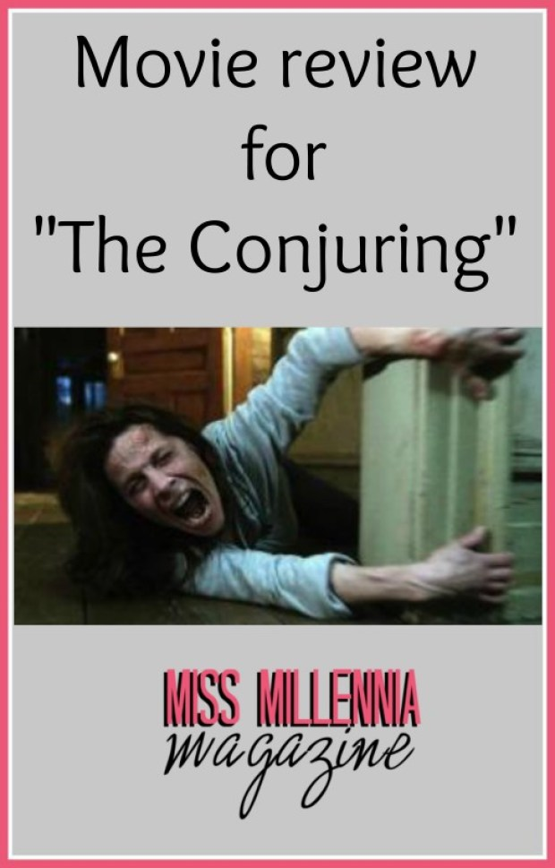 Movie review for The Conjuring