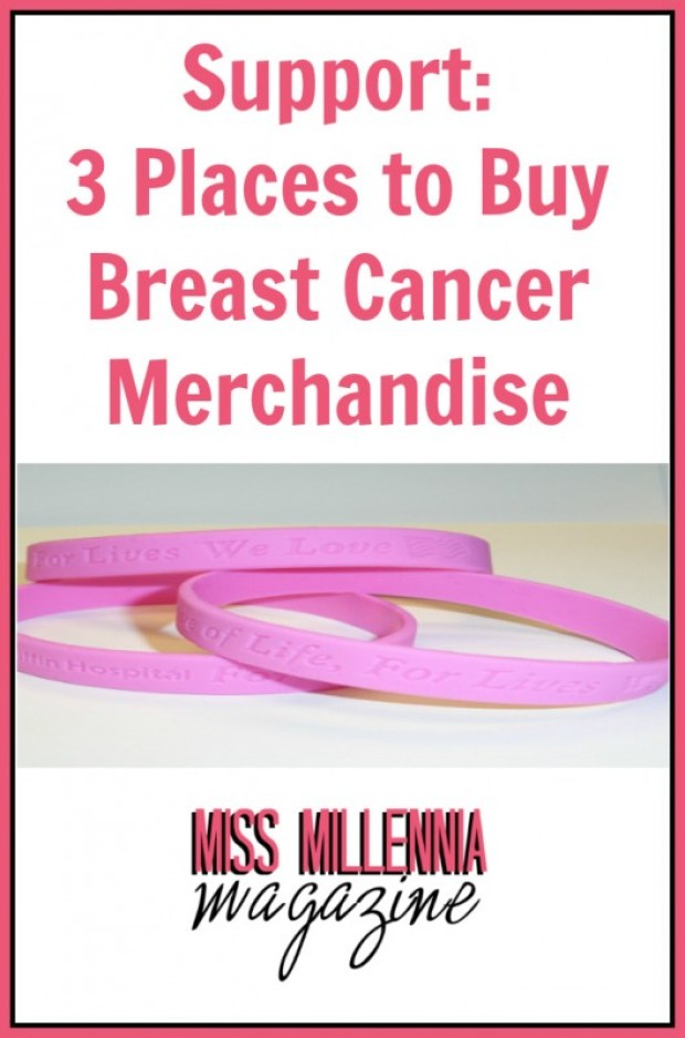 Breast Cancer Merchandise