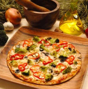 A Vegetarian's Tip For National Pizza Month
