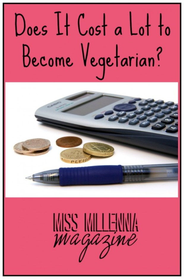 Does It Cost a Lot to Become Vegetarian