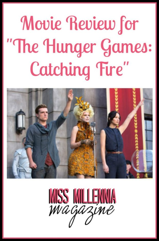 "Movie Review for ""The Hunger Games: Catching Fire"""