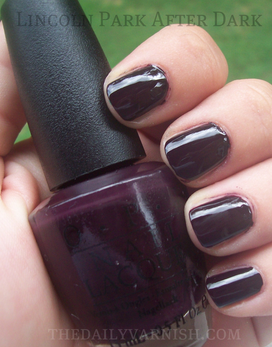 Top 5 Nail Polish Colors for Fall/Winter - Miss Millennia Magazine ...