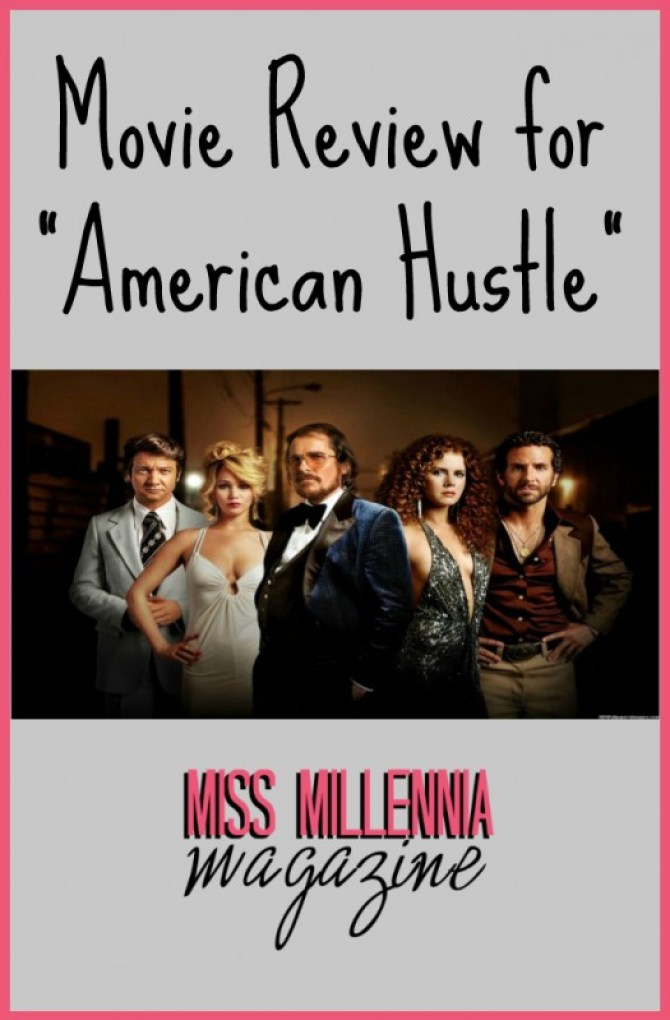 "Movie Review for ""American Hustle"""