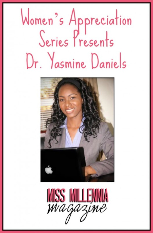 Dr. Yasmine Daniels