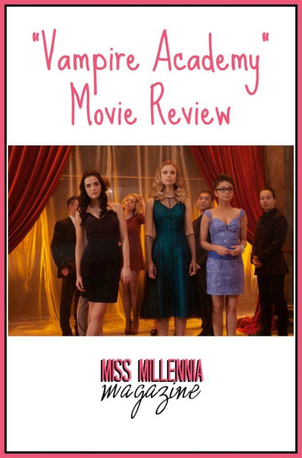 """Vampire Academy"" Movie Review"