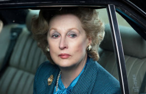 the iron lady scene