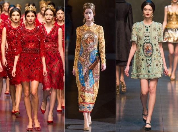 Dolce & Gabbana Fall 2013 Ready-to-Wear