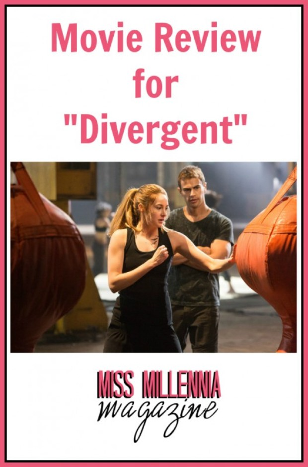 "Movie Review for ""Divergent"""