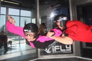 indoor skydiving in vegas