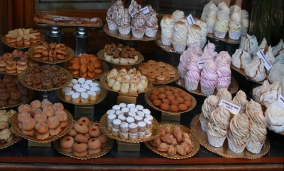sweet tooth pastries and sweets