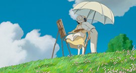 Scene from the Wind Rises