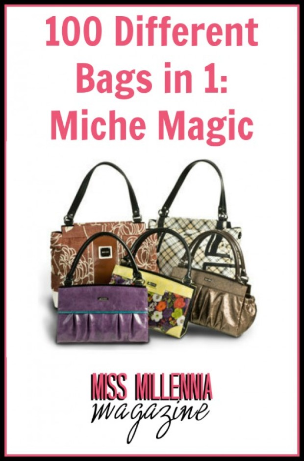 100 Different Bags in 1: Miche Magic