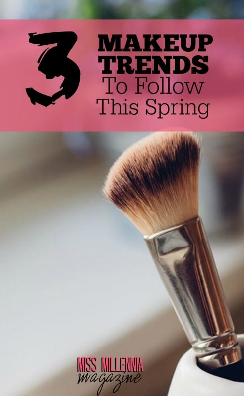 Spring is here, and that means new trends and makeup tips! With the blooming flowers and chirping birds comes the need for makeup that matches the weather.